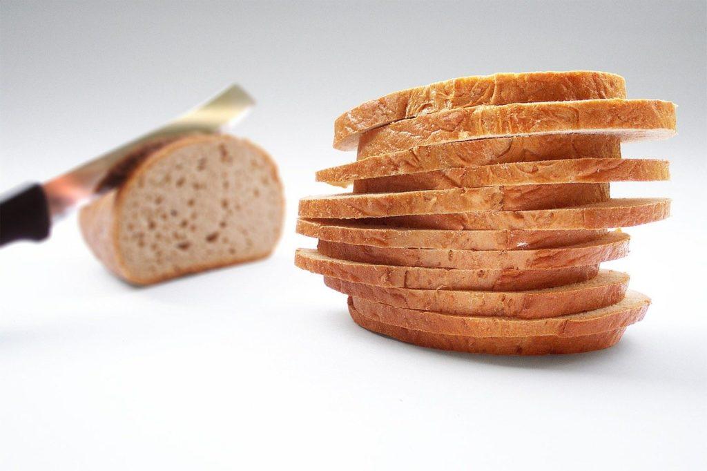 パンをきる パン ナイフ