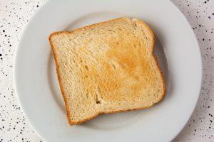 食パン こんがり焼けたパン