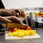 手作り キッチン 料理