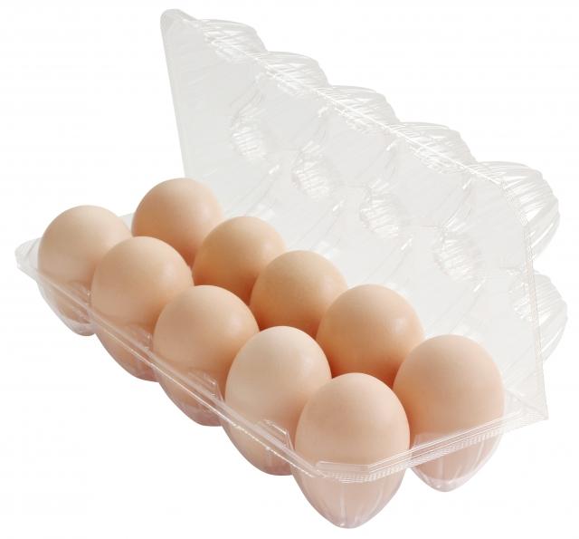 パック入り卵 生卵 10個入り スーパー卵