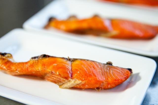 焼き鮭 鮭