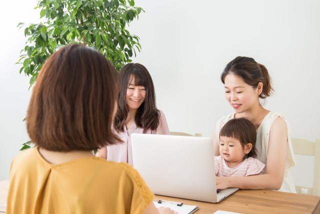 子ども 大人 職場 子連れ出社 女性 働くお母さん