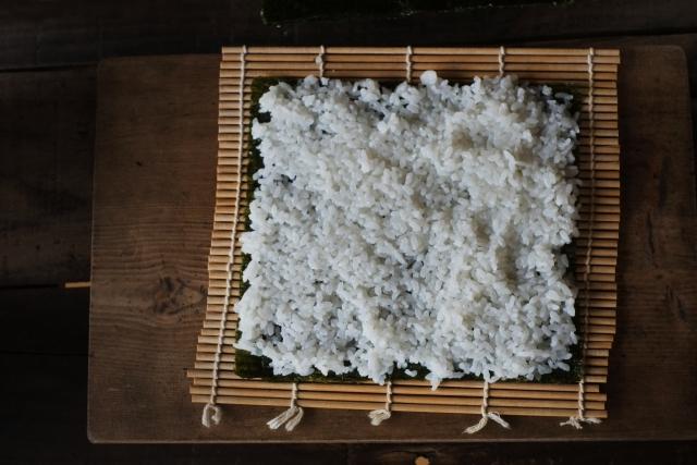 巻き簾 酢飯 お酢 巻き寿司