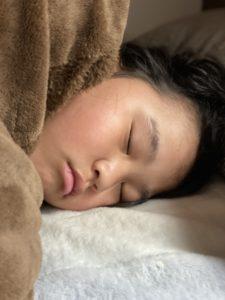 小学生 寝顔 子供 スヤスヤ