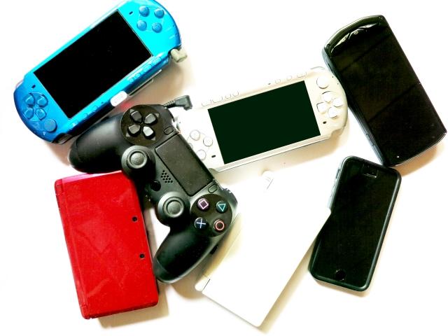 ゲーム機器色々