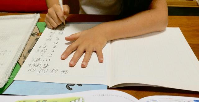 小学生 子供 学習 国語